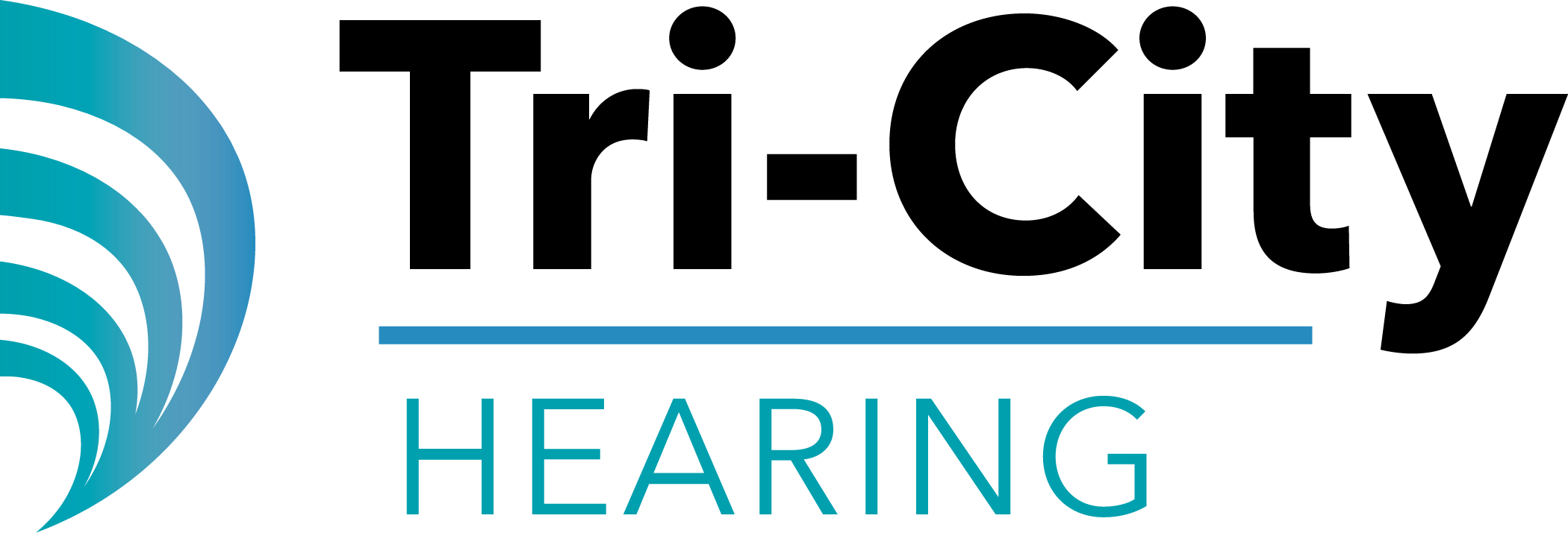 TriCityHearing-Full Logo